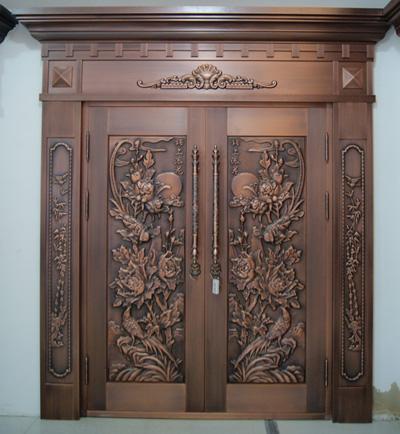 天津铜门销售